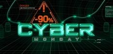 Cyber Monday τώρα στο NUTRAHOLIC!