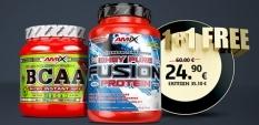 Ψάχνεις πρωτεΐνη και bcaa για λιγότερο από 25 ευρώ;